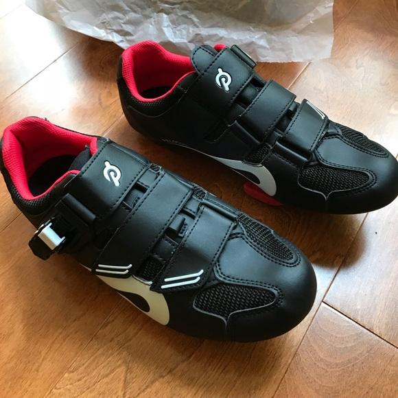 Peloton Cycle Cycling Shoes Size 4